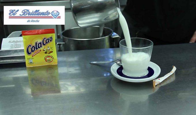 ColaCao - EL BRILLANTE DE ATOCHA