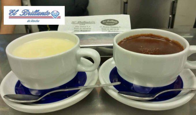 Qué Chocolate prefieres - EL BRILLANTE DE ATOCHA